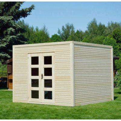 Hauptbild von SmartShed Gartenhaus Ligne 250x250 cm