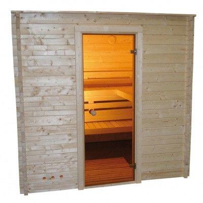 Afbeelding 4 van Interflex Sauna MS 1
