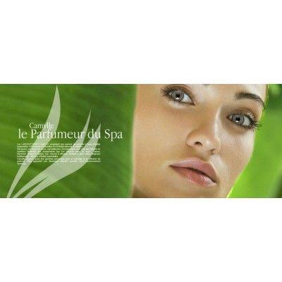 Afbeelding 2 van Camylle Velours de Spa - Cédre / Litsea (250 ml)