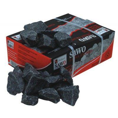 Hoofdafbeelding van Sawo Sauna stenen 20 kg bij Sawo / Sawotec kachel*