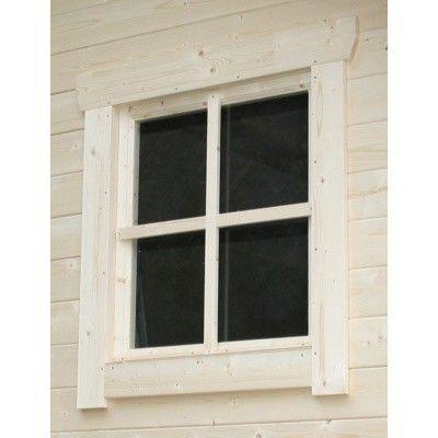 Bild 24 von Azalp Blockhaus Cornwall 400x300 cm, 45 mm