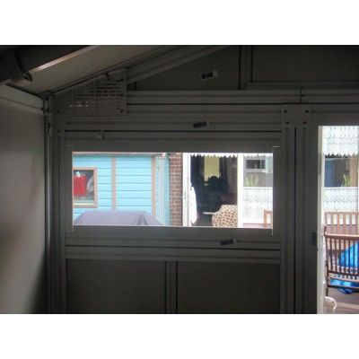 Bild 14 von Azalp Gerätehaus Frigo V7,5, grau-grün