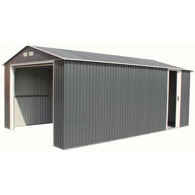 Afbeelding 4 van Duramax Garage Antraciet 1144x370 cm