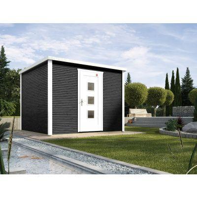 Hoofdafbeelding van Weka Designhuis 413 Gr.2, 300x300 cm antraciet