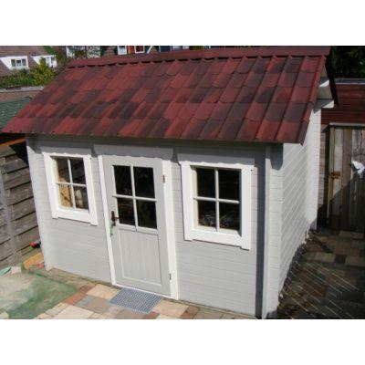 Bild 16 von Azalp Blockhaus Lis 450x350 cm, 45 mm