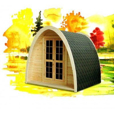 Afbeelding 5 van Interflex Camping Pod 4m