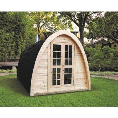 Hoofdafbeelding van Interflex Sauna Pod 4m