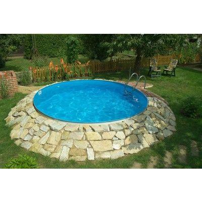 Afbeelding 15 van Trend Pool Ibiza 420 x 120 cm, liner 0,8 mm