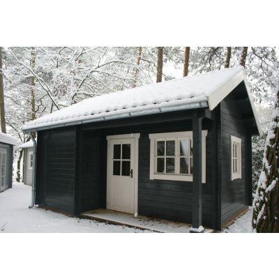 Bild 20 von Azalp Blockhaus Kirkwall 500x550 cm, 45 mm