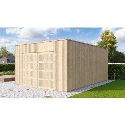 Afbeelding 3 van SmartShed Garage Luxury 3550