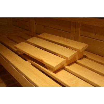 Afbeelding 38 van Azalp Massieve sauna Genio 180x180 cm, 45 mm