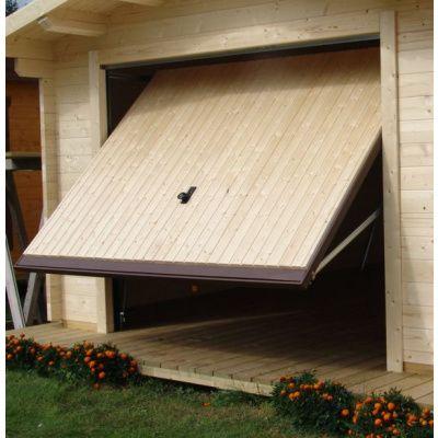 Afbeelding 10 van Azalp Garage Miami 750x800 cm, 95 mm kanteldeur