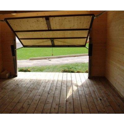Afbeelding 19 van Azalp Garage Miami 750x800 cm, 95 mm kanteldeur