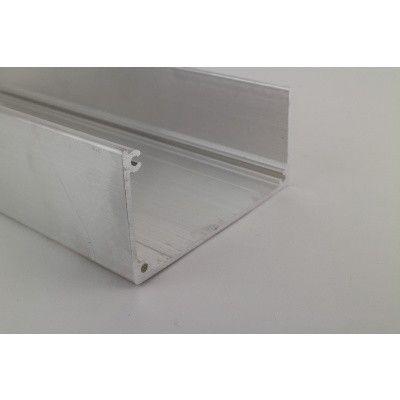 Hoofdafbeelding van Pext Aluminium Dakgootset 6060 mm, compleet*