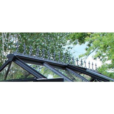 Afbeelding 2 van Royal Well Victoriaanse Nok Birdlip 44, zwart*