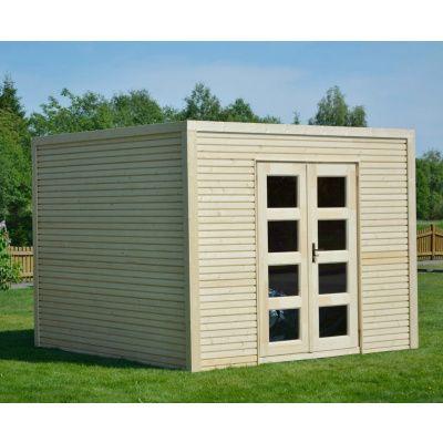 Bild 11 von SmartShed Gartenhaus Ligne 250x250 cm