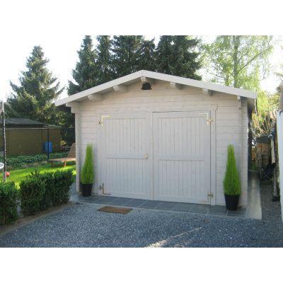 Afbeelding 13 van Azalp Garage Thijs 470x570 cm, 95 mm