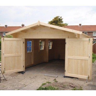 Afbeelding 31 van Azalp Garage Thijs 500x800 cm, 60 mm
