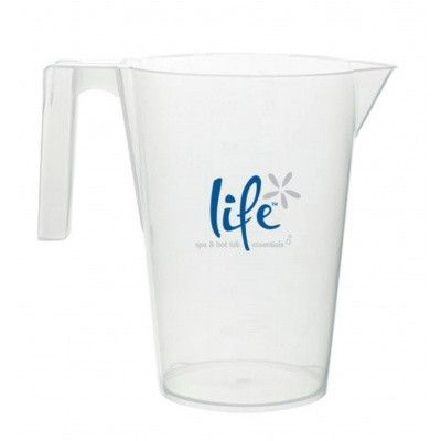 Hoofdafbeelding van Life Spa Measuring Jug (maatbeker met handvat)