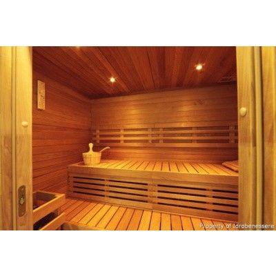 Afbeelding 18 van Azalp Saunabanken geheel op maat