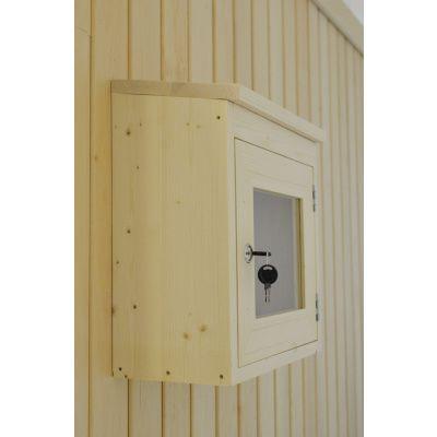 Hoofdafbeelding van Azalp Beschermkast Saunabesturing