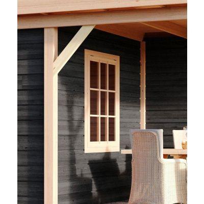 Hoofdafbeelding van WoodAcademy Douglas raam, 130x90 cm