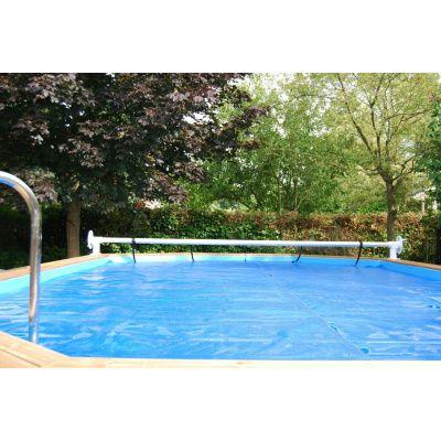 Afbeelding 4 van Ubbink zomerzeil voor Azura 410 cm (6-hoekig) rond zwembad