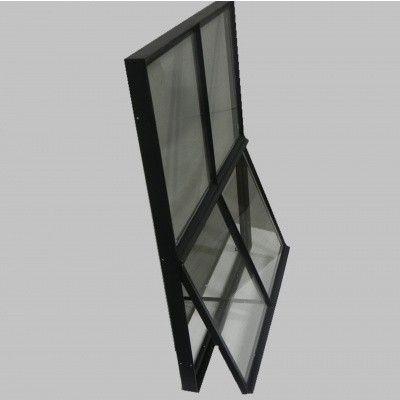 Afbeelding 4 van Azalp Stalen openklapbaar raam (onderste deel), 750x950 mm