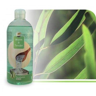 Afbeelding 2 van Warm and Tender Concentraat Eucalyptus 500 ml