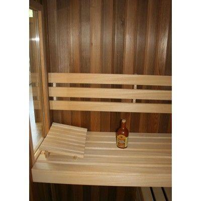 Afbeelding 17 van Azalp Saunabanken geheel op maat