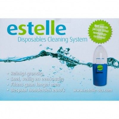Afbeelding 3 van Estelle Automatic filter cleaner