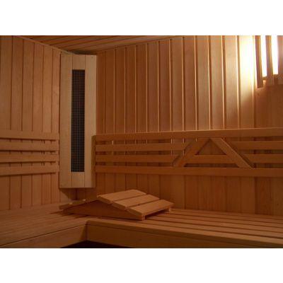 Afbeelding 3 van Azalp Sauna Runda 220x220 cm elzen