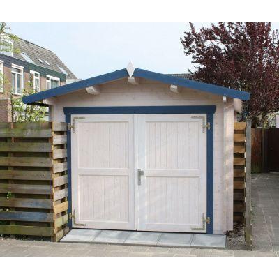 Afbeelding 12 van Azalp Garage Thijs 380x700 cm, 60 mm