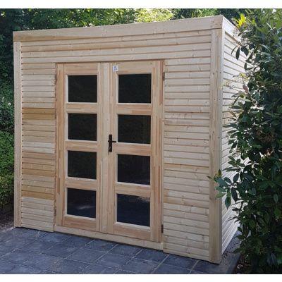 Bild 6 von SmartShed Gartenhaus Ligne 250x250 cm