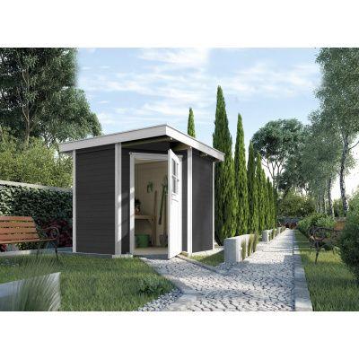 Hauptbild von Weka Gartenhaus 229 Gr. 2 Grau