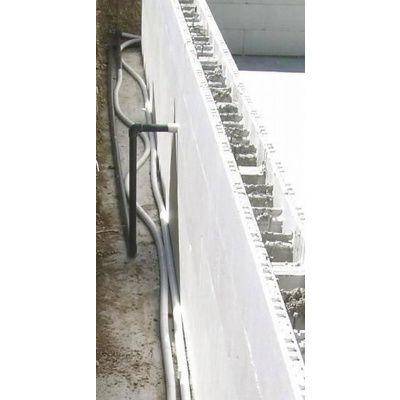 Afbeelding 9 van Trend Pool Polystyreen liner zwembad 600 x 300 x 150 cm (starter set)