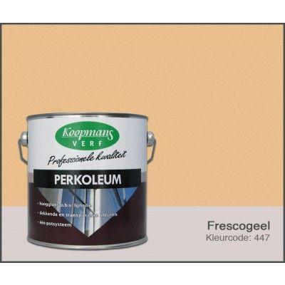 Hoofdafbeelding van Koopmans Perkoleum, Frescogeel 447, 2,5L zijdeglans (O)