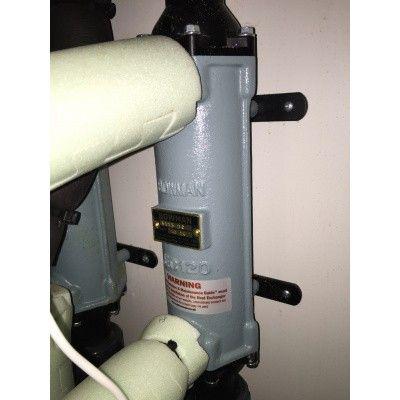 Afbeelding 4 van Bowman 5114-2 voor boiler - Koper/Nikkel (tot 170 m3)