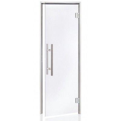 Hoofdafbeelding van Hot Orange Stoombad deur Au Premium 70x200 cm, blank