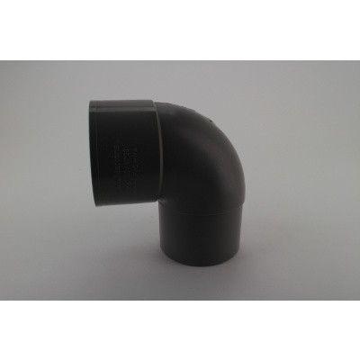 Afbeelding 2 van Pext Afvoerset: PVC buis 80 mm (lgt. 2,75 m)*