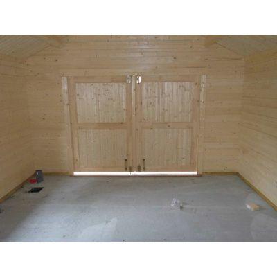 Afbeelding 15 van Azalp Garage Keutenberg 470x570 cm, in 95 mm
