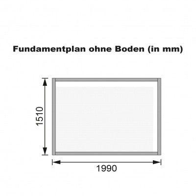 Afbeelding 9 van Karibu Glücksburg 4 (57743)