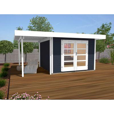 Afbeelding 3 van Weka Designhuis 126 A Gr.2, 445x300 cm antraciet