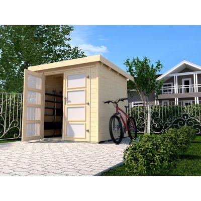 Hauptbild von Weka Gartenhaus 321 Gr. 5