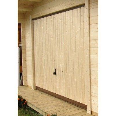 Afbeelding 18 van Azalp Garage Miami 750x800 cm, 95 mm kanteldeur