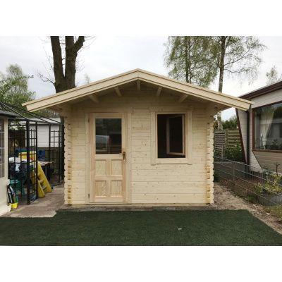Bild 8 von Azalp Royal Class Gartenhaus Village 300x300 cm, 45 mm