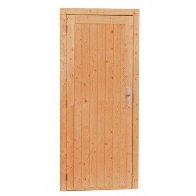 Hoofdafbeelding van WoodAcademy Douglas enkele deur Hout, links draaiend