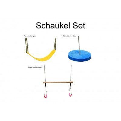 Hoofdafbeelding van Akubi Schommel set (82741)