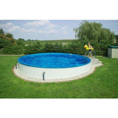 Afbeelding 14 van Trend Pool Ibiza 420 x 120 cm, liner 0,8 mm