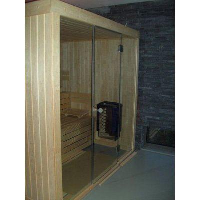 Afbeelding 28 van Azalp Sauna rugleuning Lumen, Elzen